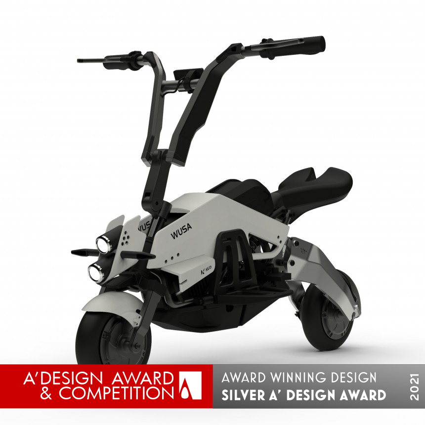 RDS Wusa Electric Personal Mobility